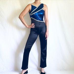 Vintage 90s Dance Jumpsuit/Costume